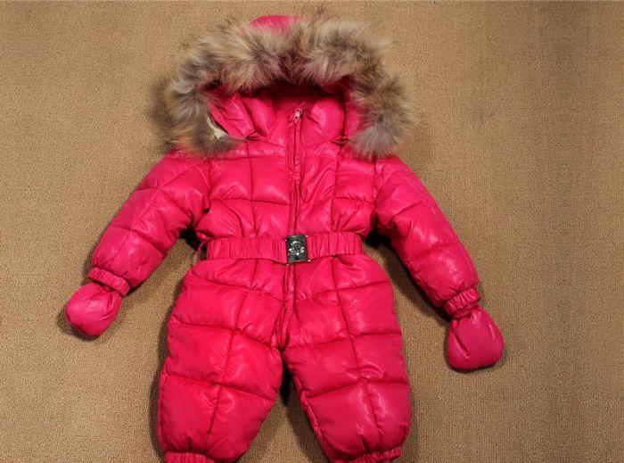 Детский комбинезон Moncler (Монклер) разные цвета и размеры 11fc244410a3d