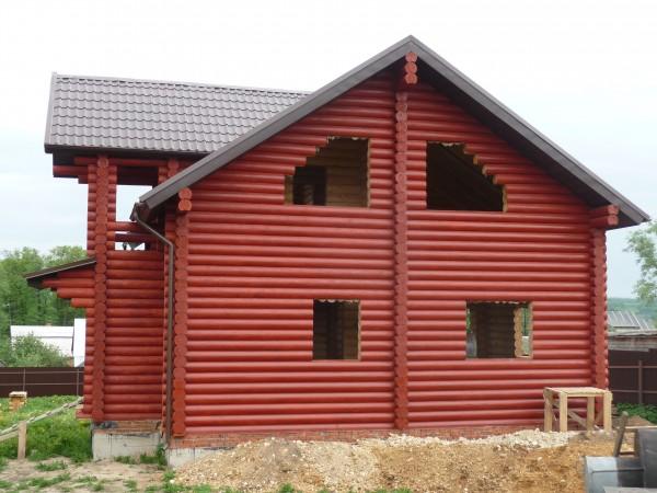 Строительство бань, домов, коттеджей в разделе Строительство и